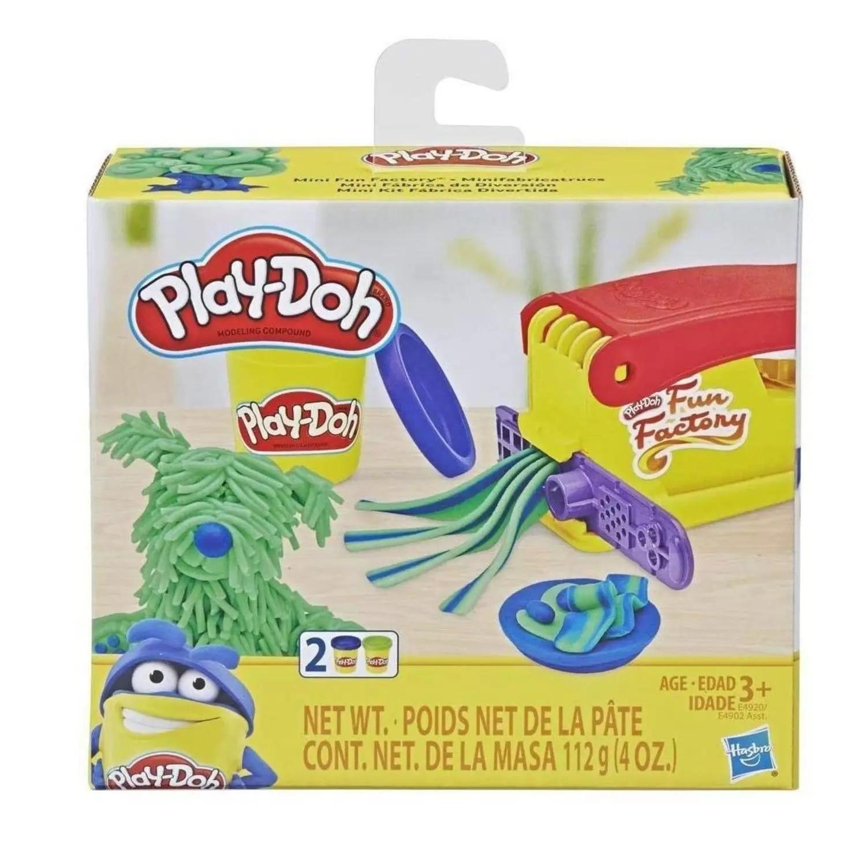 Mini Kit Fábrica Divertida - Play-Doh - Hasbro