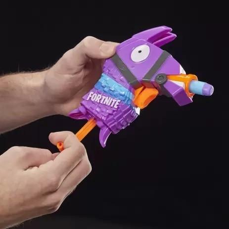 Nerf Micro Shots Fortnite Micro Lhama Epic Games - Hasbro