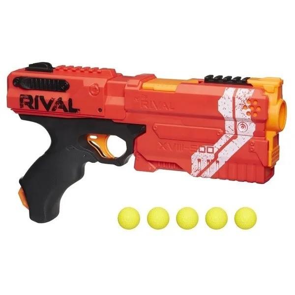 Nerf Rival Kronos XV3-500 Equipe Vermelha - Hasbro