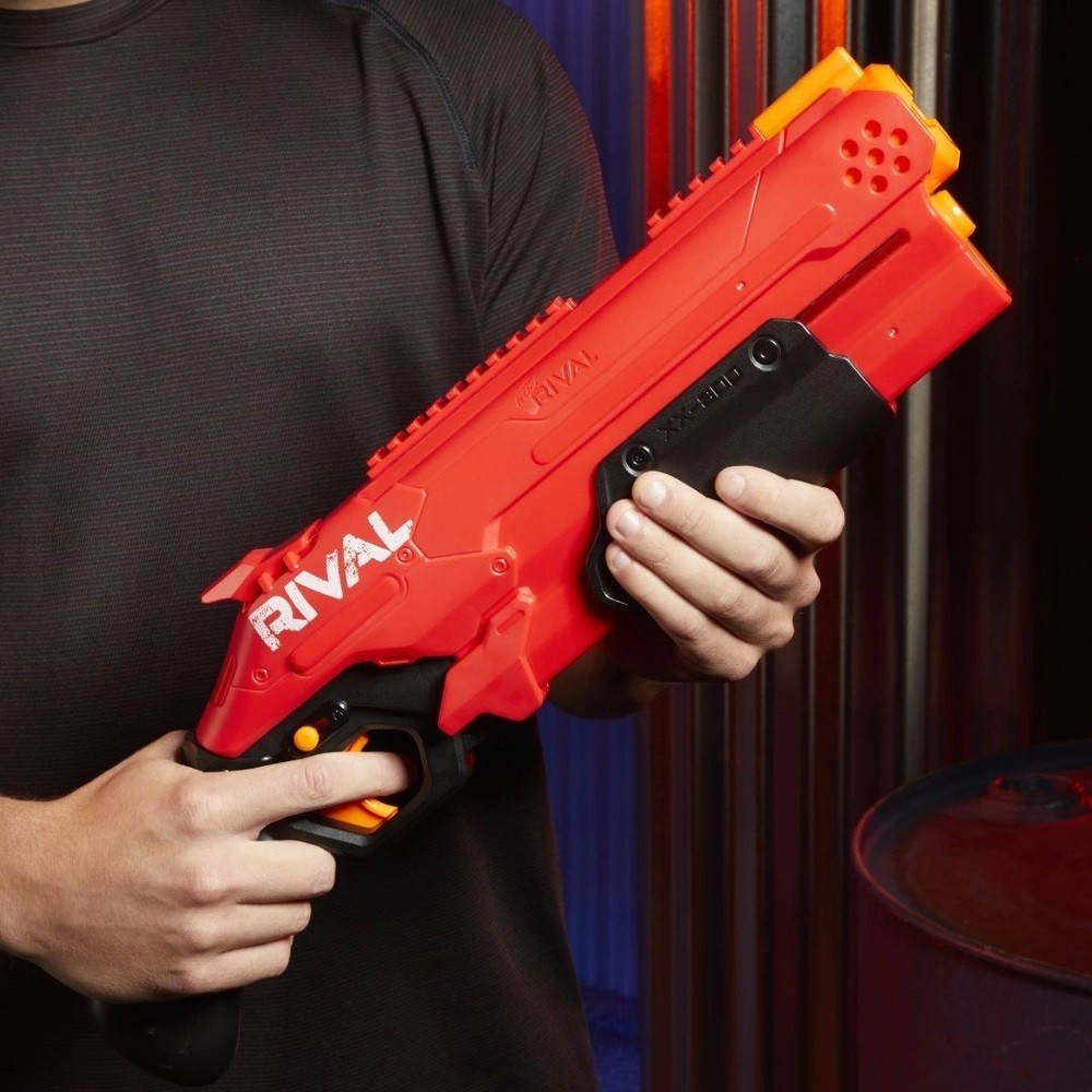 Nerf Rival Takedown XX-800 Equipe Vermelha - Hasbro
