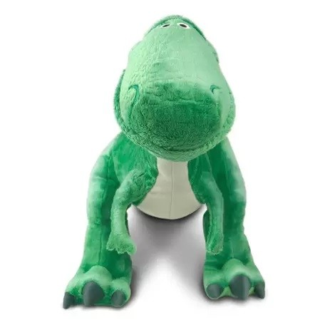 Pelúcia 40cm Toy Story Rex - Produto Oficial Disney