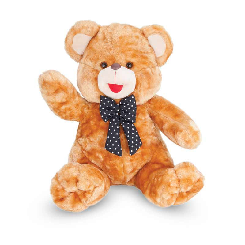 Pelúcia 40cm Urso Caramelo Peposo - Cortex