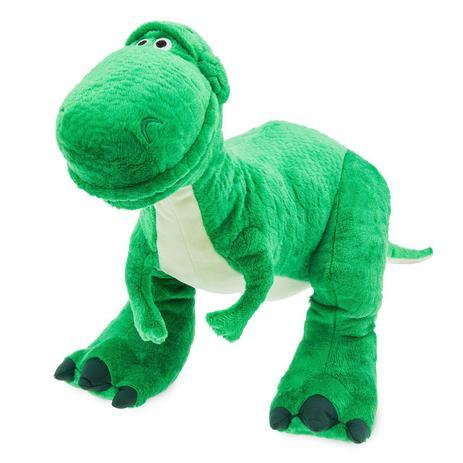 Pelúcia Rex 37 cm Toy Story - Produto Oficial Disney - Fun