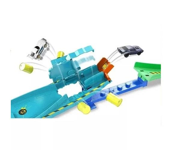 Pista Hot Wheels Fast e Furious Spy Racers - Mattel
