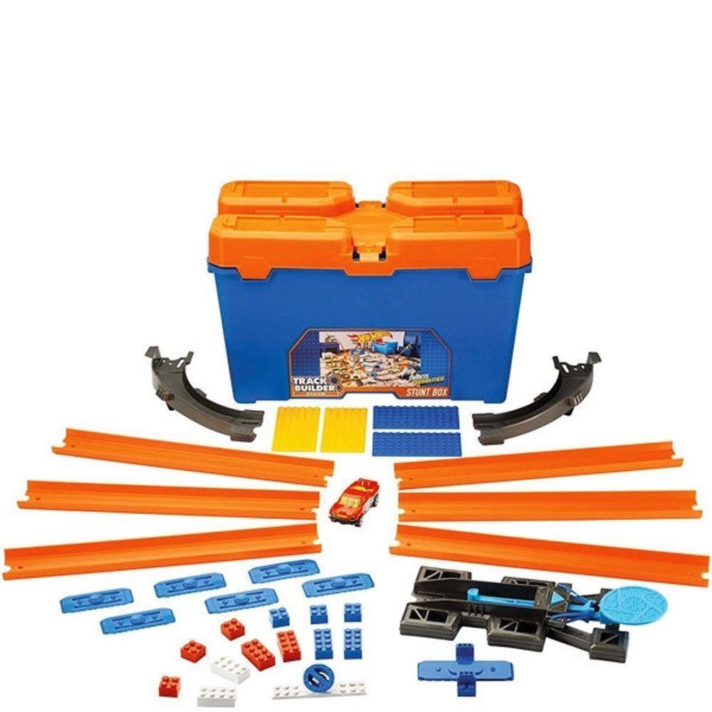 Pista Hot Wheels Track Builder System Caixa de Manobras -Mattel