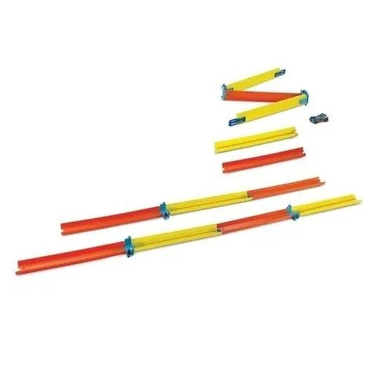 Pista Hot Wheels Track Builder Unlimited Dobrável - Mattel