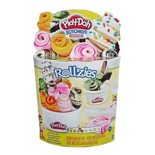 Play-Doh Fabrica de Sorvetes - Hasbro