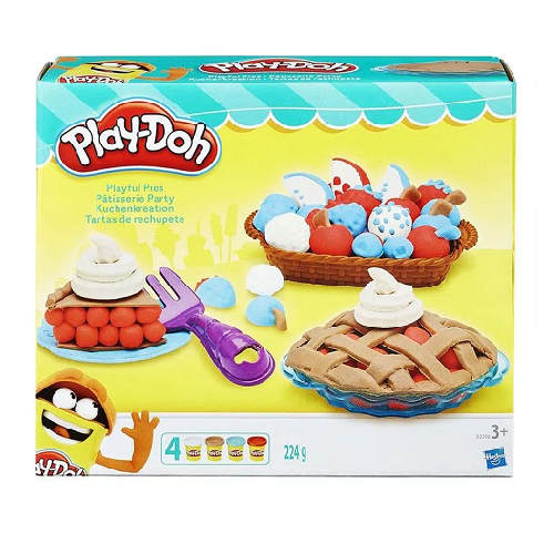 Play-Doh Kitchen Creations Tortas Divertidas - Hasbro