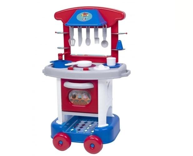Play time Cozinha Vermelha - Cotiplás