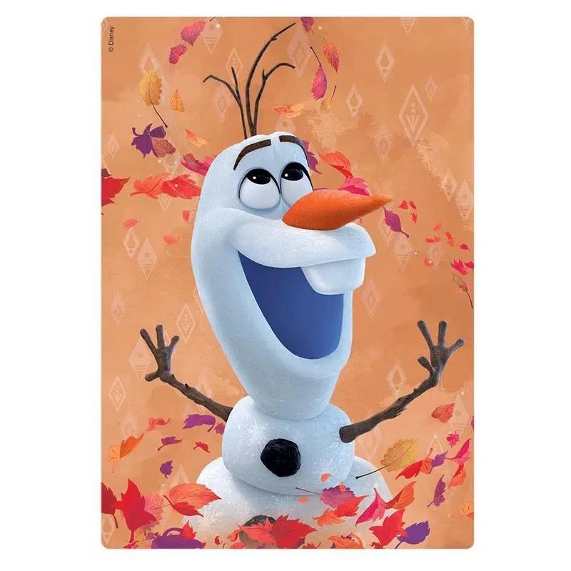 Quebra-Cabeça Frozen 2 Olaf 60 Peças - Jak