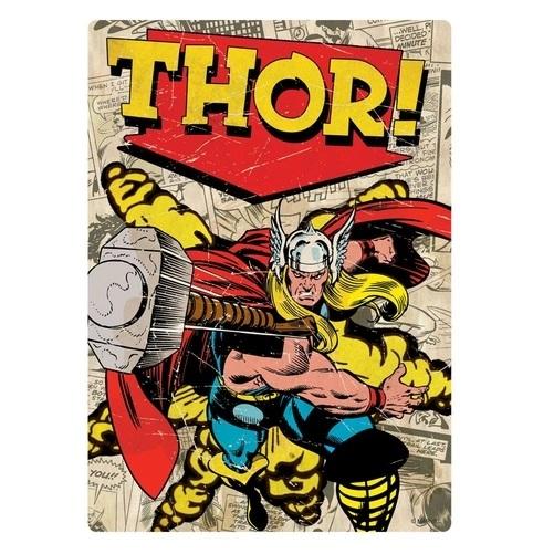 Quebra-Cabeça Nano Marvel Comics Thor 500pcs Game Office