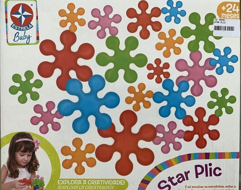Star Plic - Estrela baby