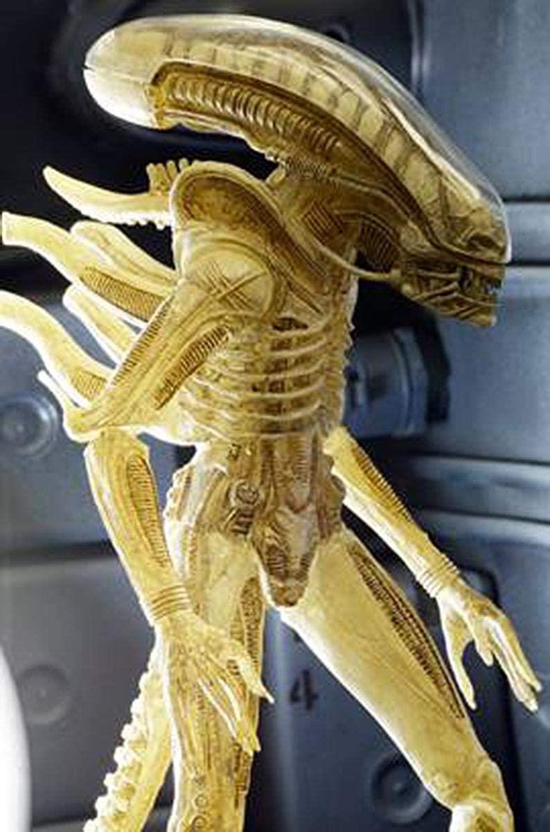 The Alien Prototype Suit Neca Edição de Aniversário 40 anos