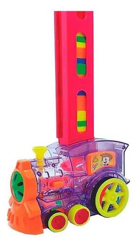 Trenzinho Dominó Fênix Brinquedos