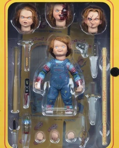 Ultimate Action Figures Good Guys Chucky - Neca