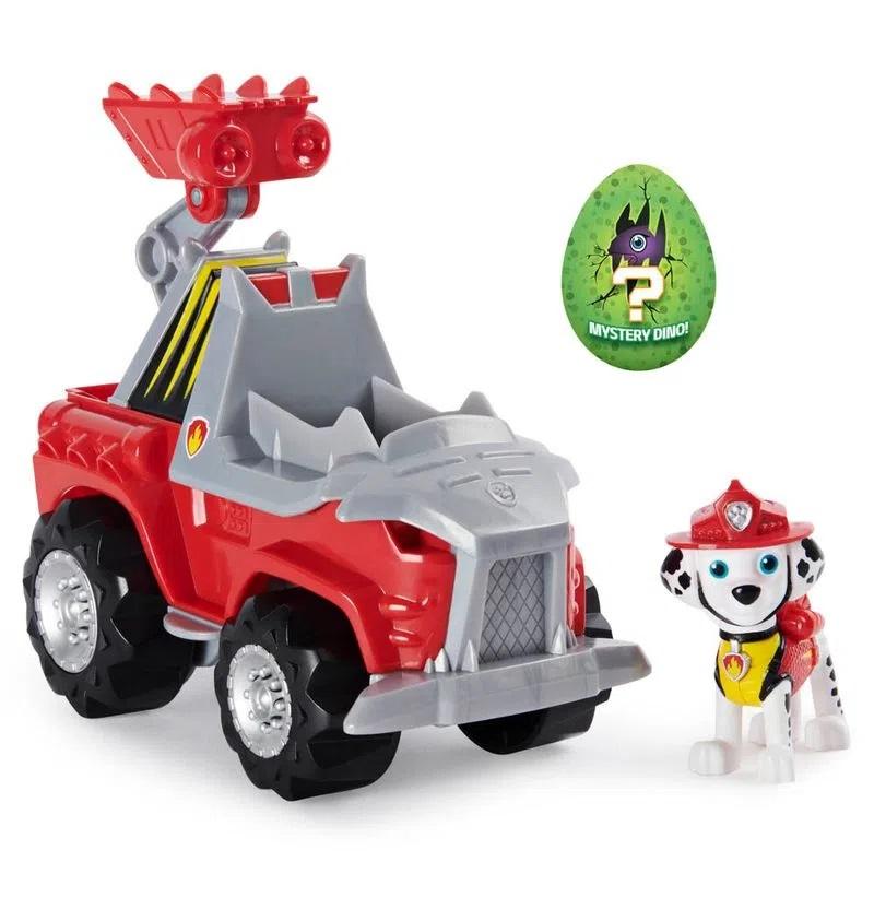 Veiculo Marshall Patrulha Canina Dino Rescue - Sunny