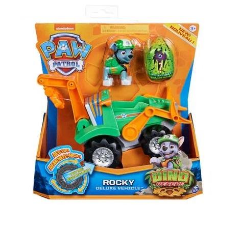 Veiculo Rocky Patrulha Canina Dino Rescue - Sunny