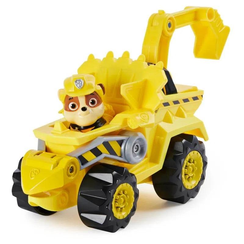Veiculo Rubble Patrulha Canina Dino Rescue - Sunny