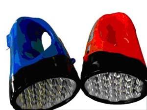 Lanterna Holofote Recarregavel 19 Super Leds Bivolt 110/220v  - ACTIONLTDA