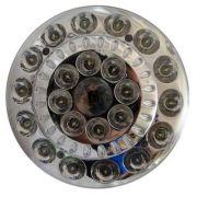 Lâmpada Recarregável Jl-678 22 Led´s Com Controle Remoto