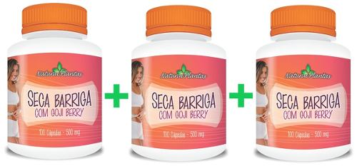 Emagrecedor  Seca Barriga Goji Berry Plus