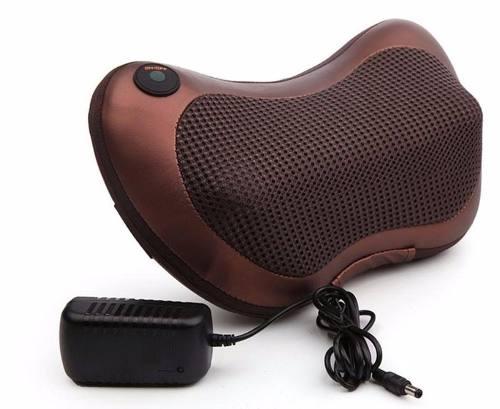 Massageador Car Massage Pillow Com Infra Vermelho   - ACTIONLTDA