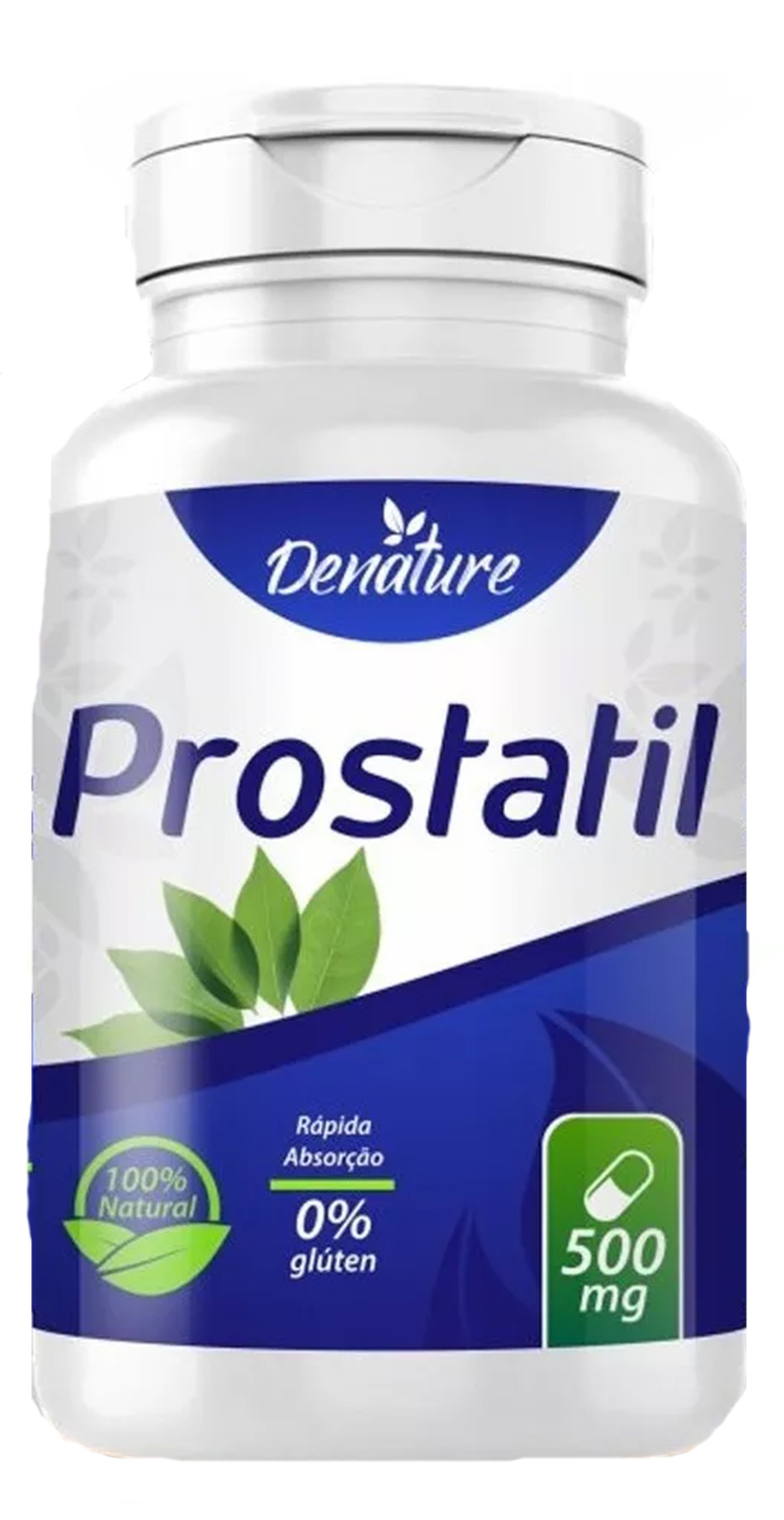 Prostatil 500mg 60 cps Denature
