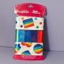 Kit POP IT  001 Cores Vibrantes - (3m de cada)