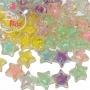 Miçanga Translucida Estrela (20g)