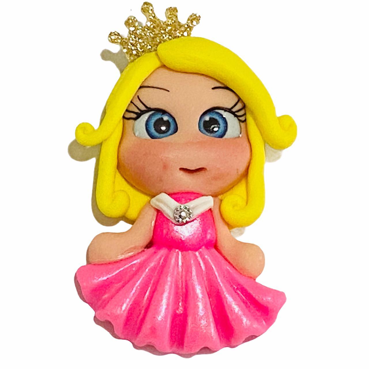 Aplique de Biscuit Princesa Aurora
