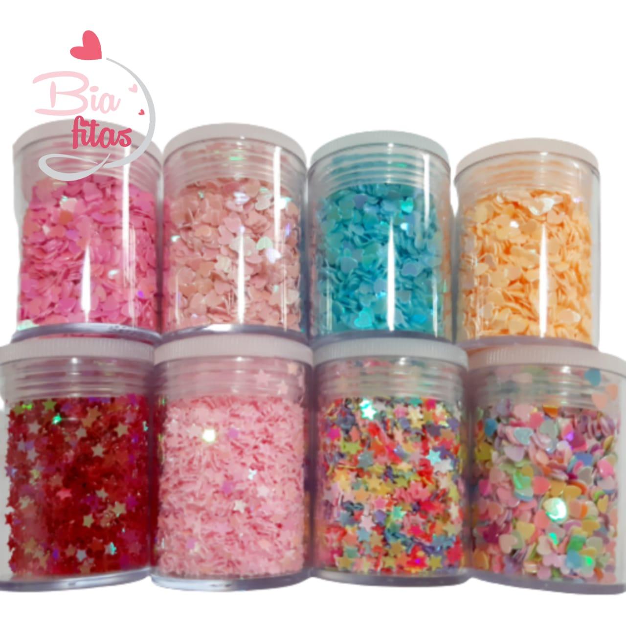Aplique Micro Confete de Paetes  (7g)