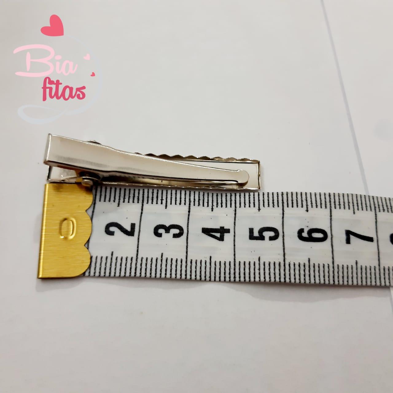 Bico de Pato 4,5cm (Com Dentes)- 50 unidades