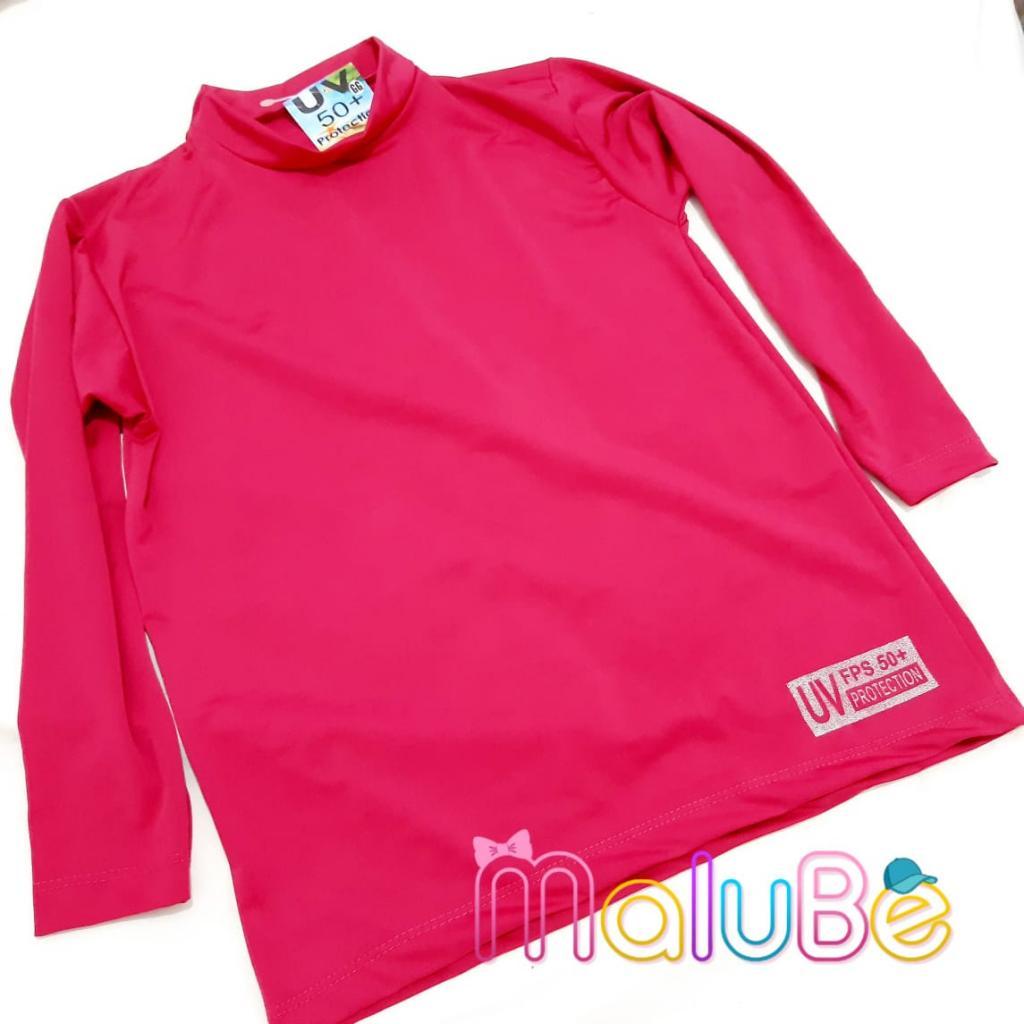 Blusa UV 50+ Rosa