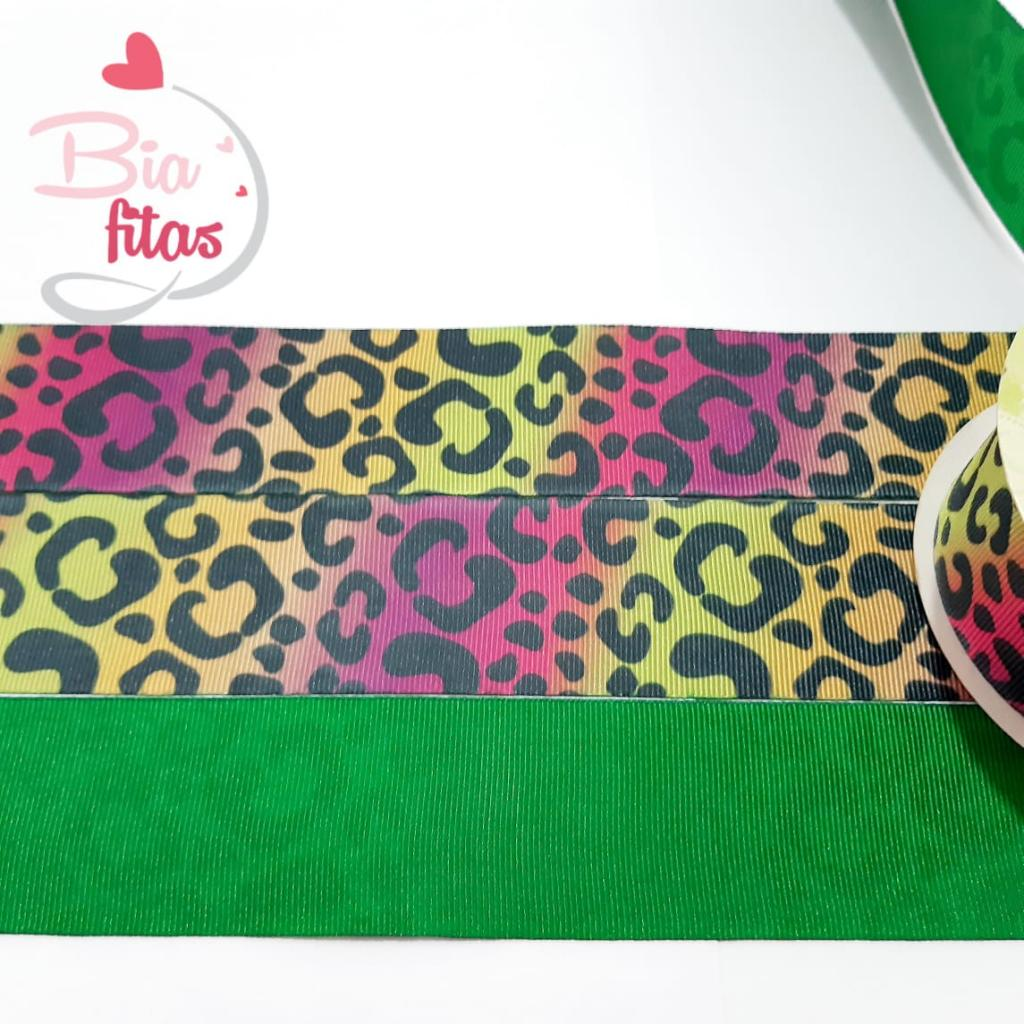 Fita Art Fitas Animal Print DF 38 - DF24 (10 metros)