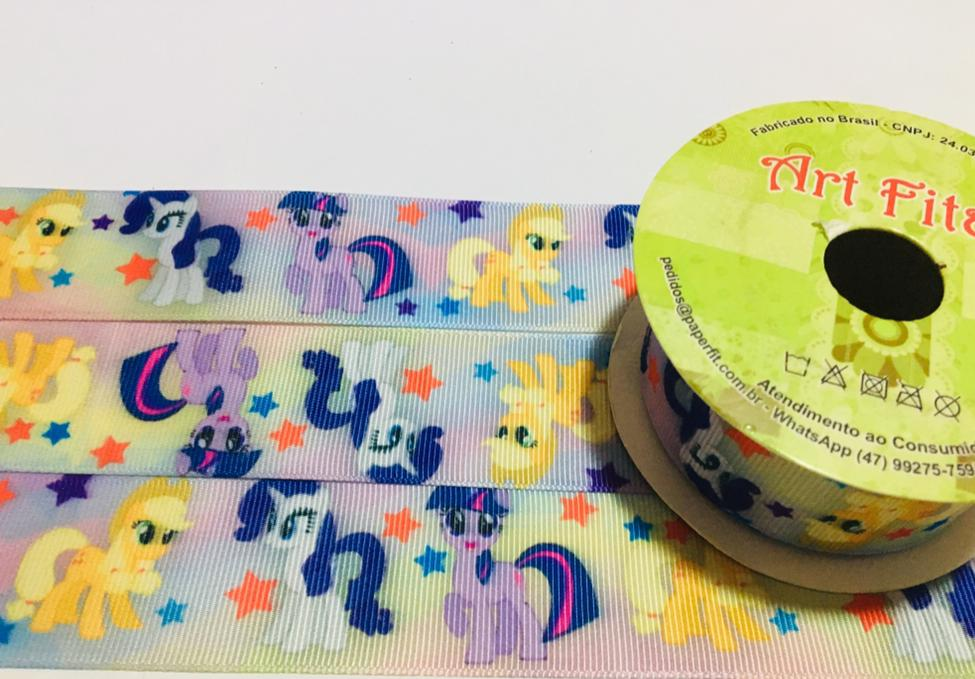 Fita Art Fitas My Little Poney 38 - 621 (10 metros)