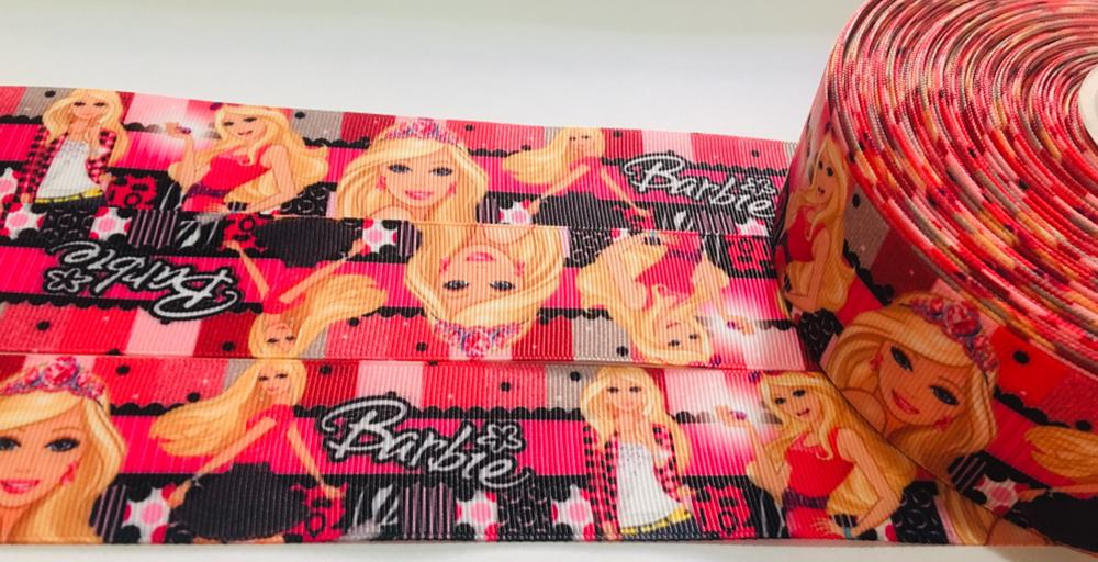 Fita de Gorgurão Barbie  38 (5 metros)