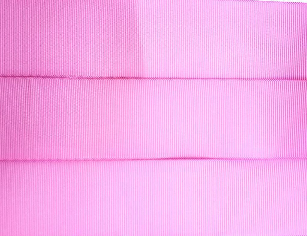 Fita Gorgurão Lisa Aquarela Pink Light 125