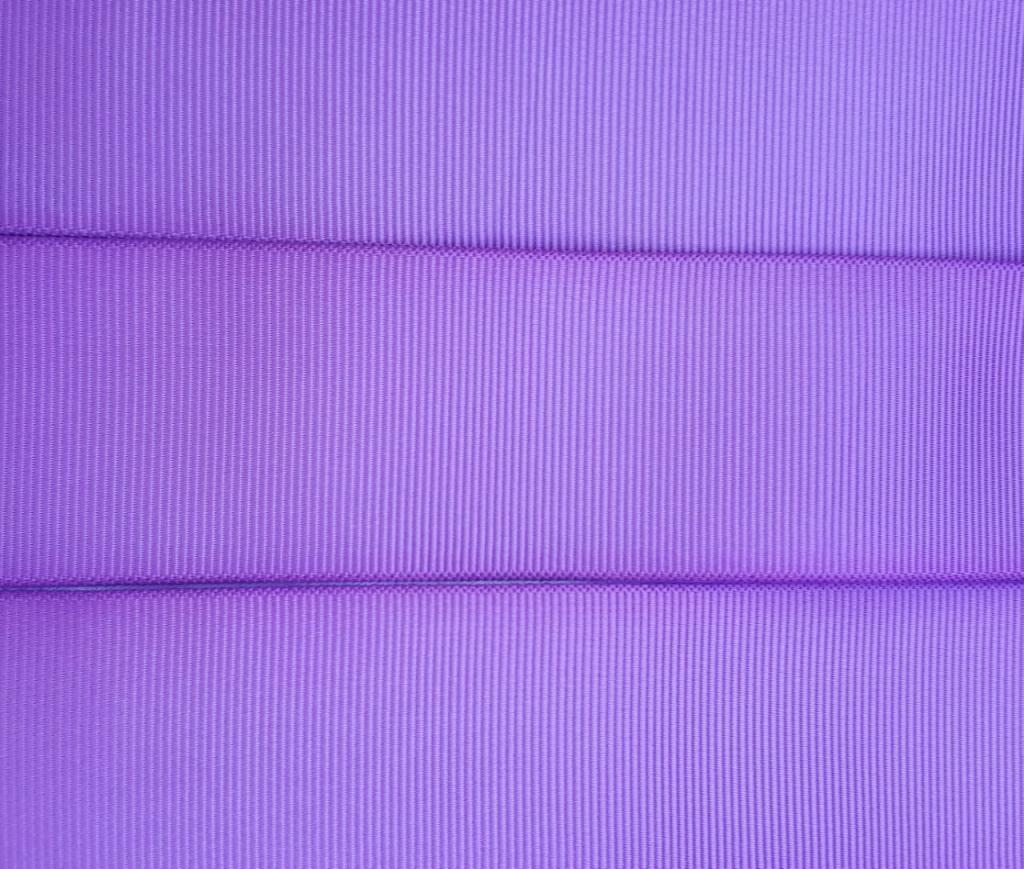Fita Gorgurão Lisa Aquarela Red Violet 177