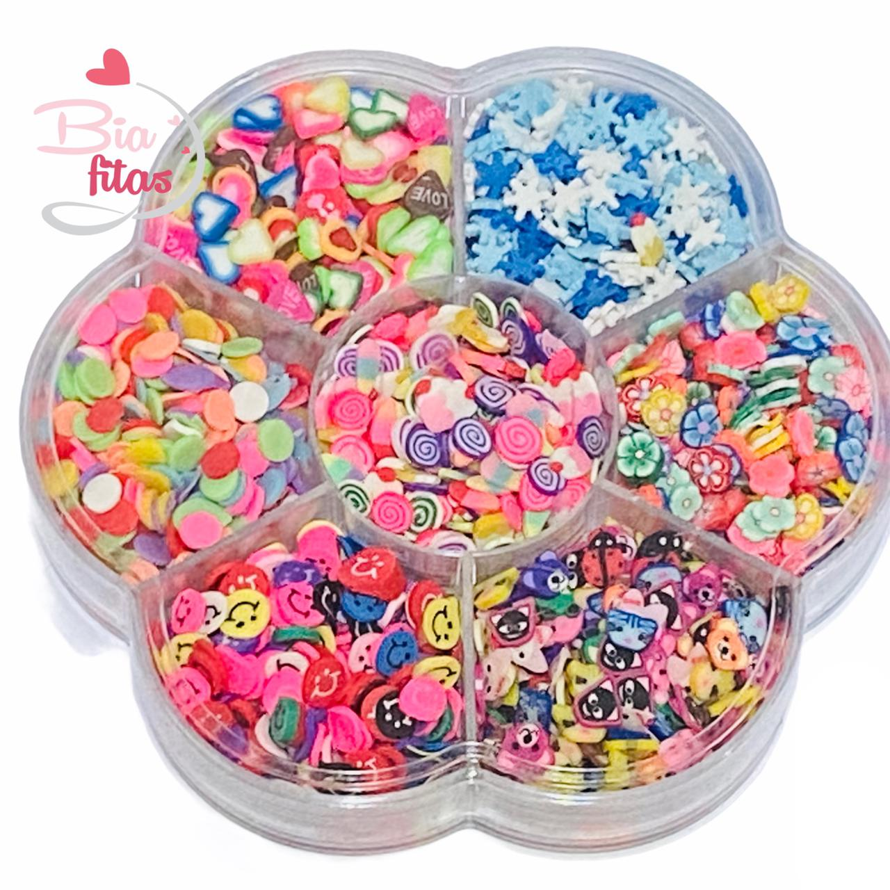 KIt Caixinha - Confetes