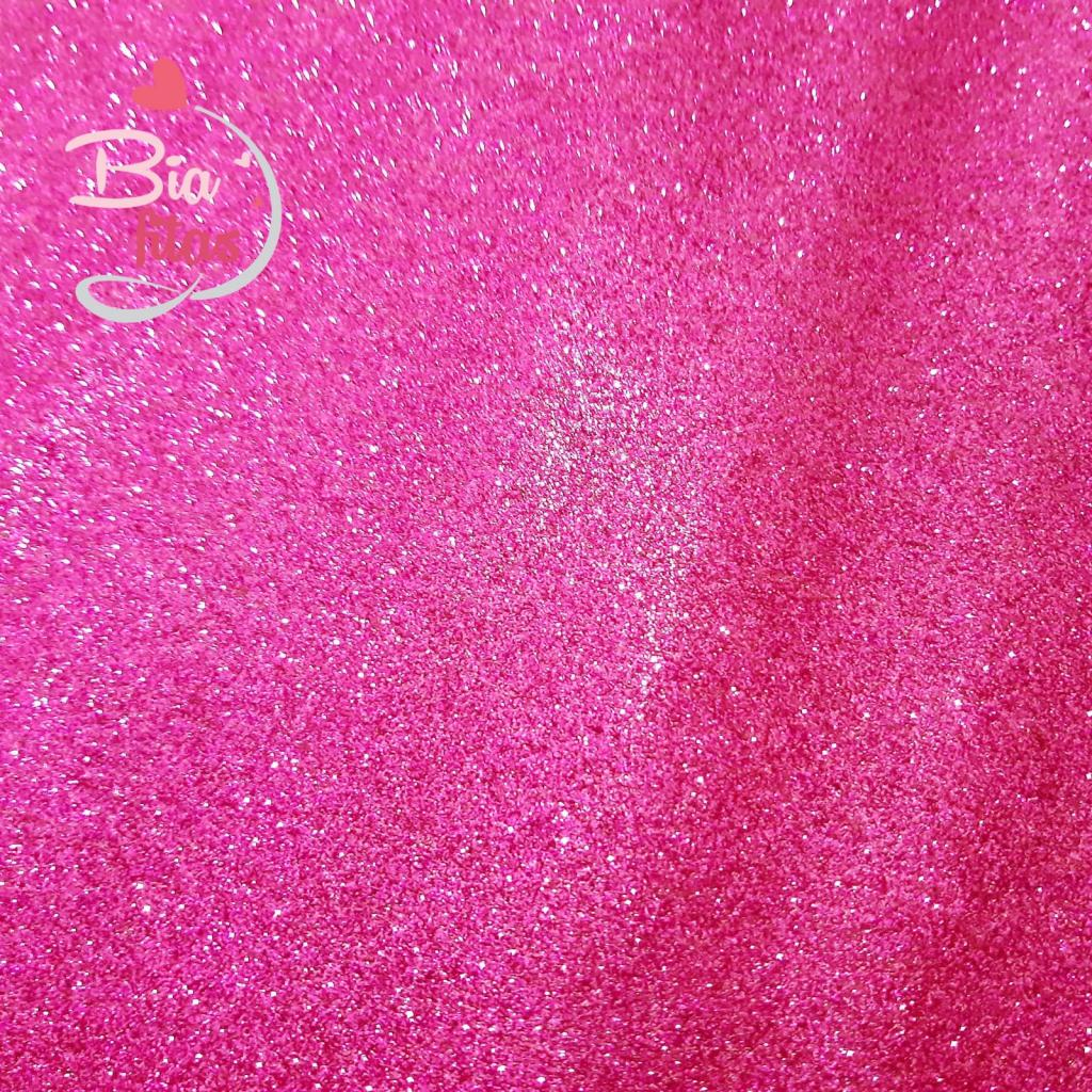 Lonita Glitter Rosa Pink  (Envio pelo Mini Envios somente dobrada)