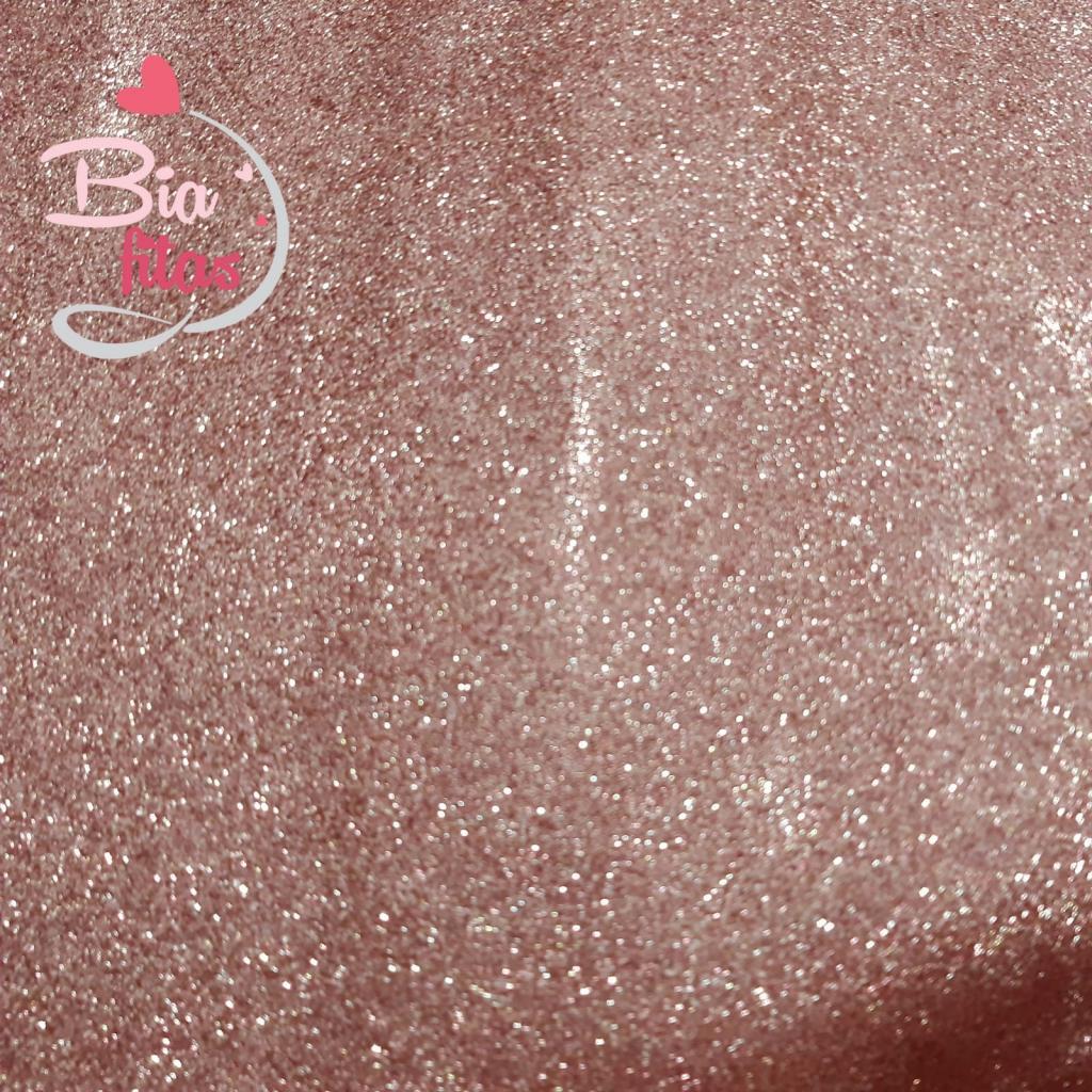 Lonita Glitter Shine Rosa (Envio pelo Mini Envios somente dobrada)