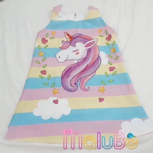 Vestido Unicornio M
