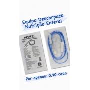 Equipo Descarpack Nutrição Enteral Unidade