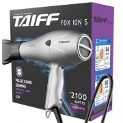 Secador Fox Ion S 2100W Prata 127V - Taiff