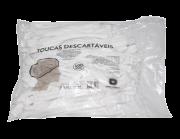 Toucas Descartáveis 100 unidades - Descarpack