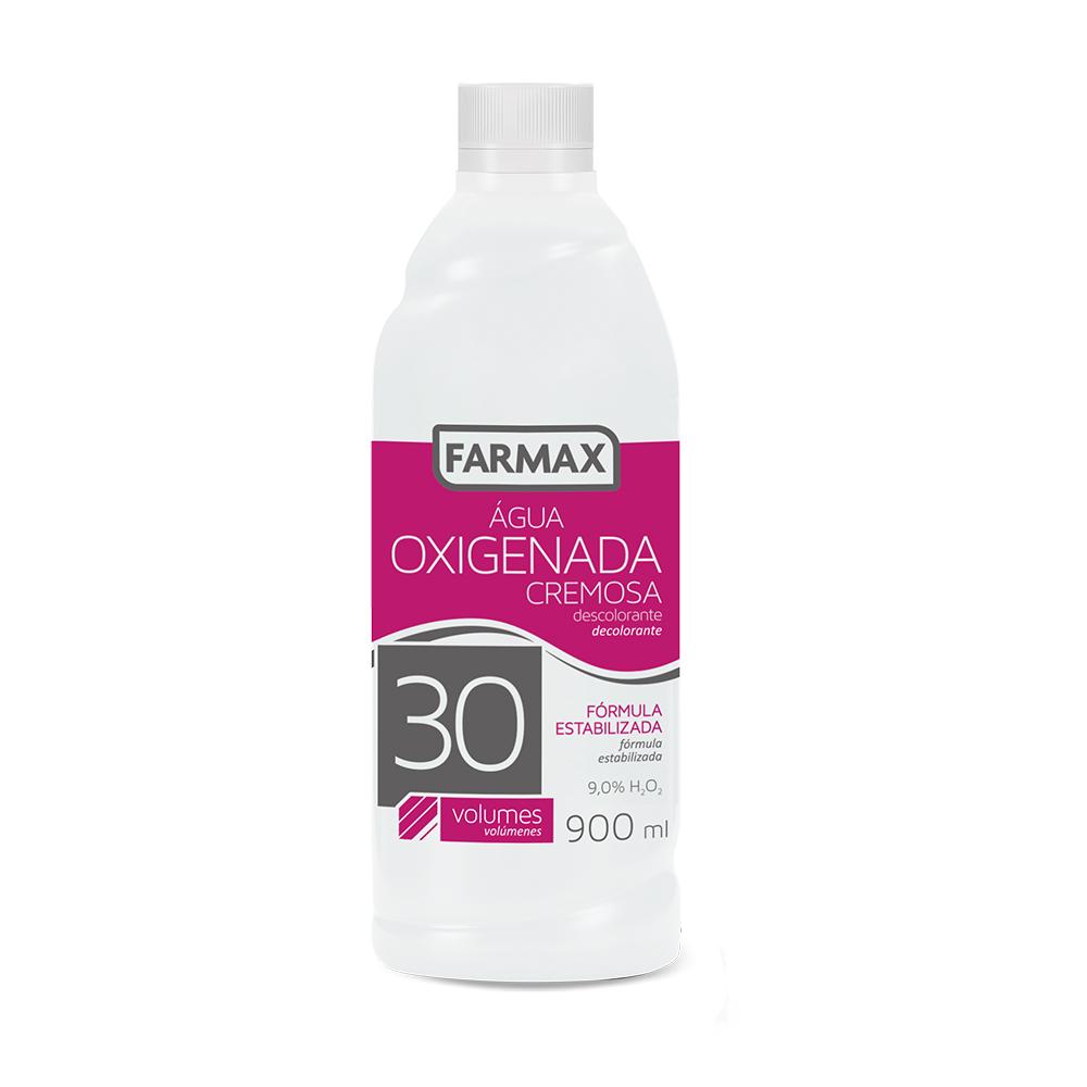 Água Oxigenada  Farmax