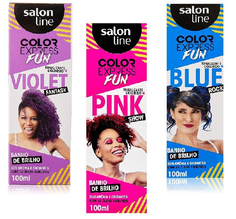 Color Express Fun Salon Line