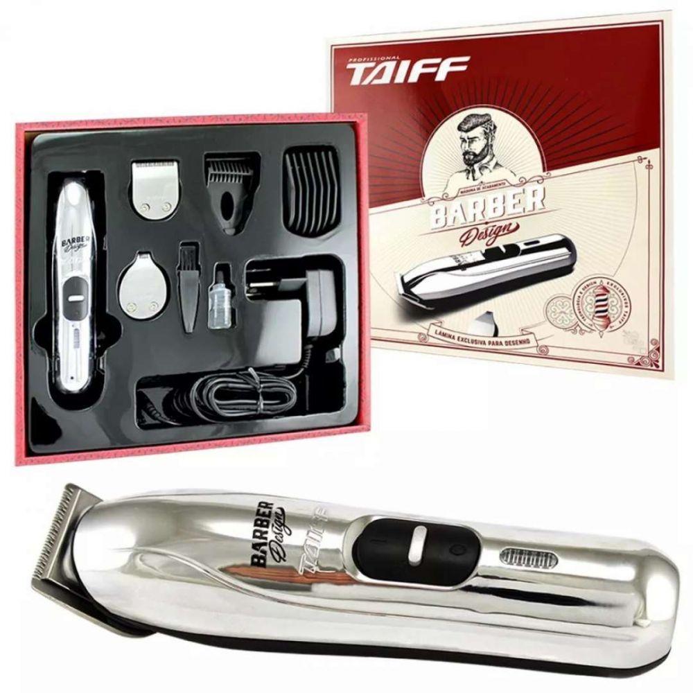 Máquina Barber Design Bivolt -Taiff