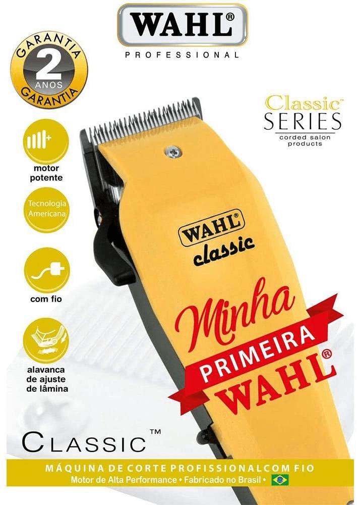 Máquina De Corte Classic Series Profissional - Wahl