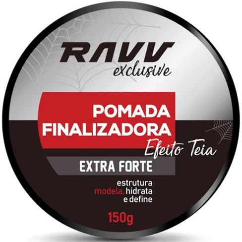 Pomada Modeladora Ravv Extra Forte Efeito Teia 150g